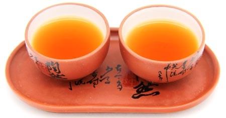 昆仑雪菊茶汤