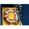 金丝砗磲+黄水晶手链