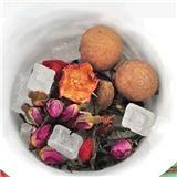 甘肃兰州特产养生八宝茶 补血盖碗茶 美容佳品 480g玫瑰花茶三泡台