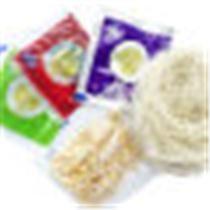 白蓝淮南牛肉汤特产方便粉丝米线 速食汤4袋装*95克原味