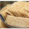 徐州特产麻片450g/袋 白芝麻糖片/黑芝麻糖片/芝麻片/白麻片