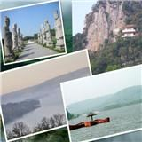 上海—淮安3天2晚跟团游—明祖陵、铁山寺、泡温泉